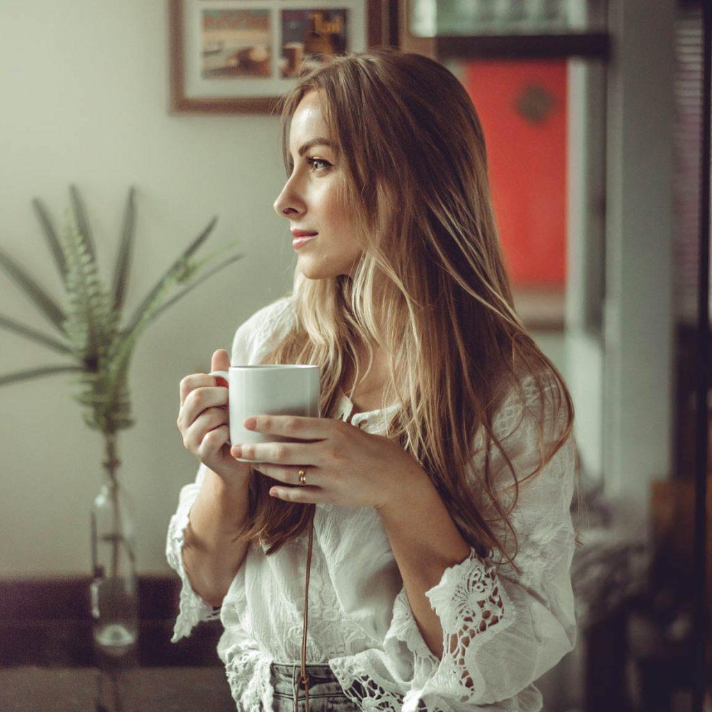 CHI SIAMO COFFEE CUP