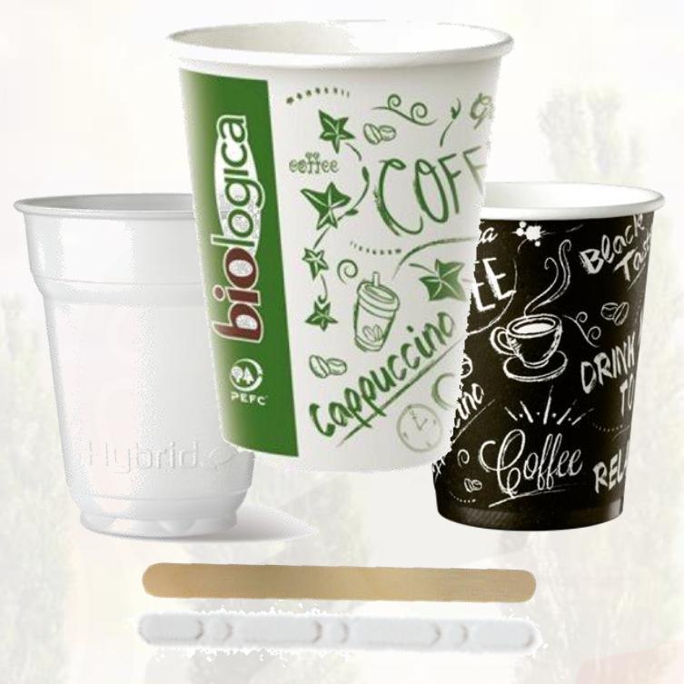 PRODOTTI GREEN COFFEE CUP